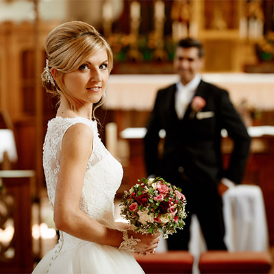 Hochzeitsfoto, Portraitfotografie und Porträtfotos von BlickFang2 Fotostudio, Filmstudio in Weinheim und Andernach
