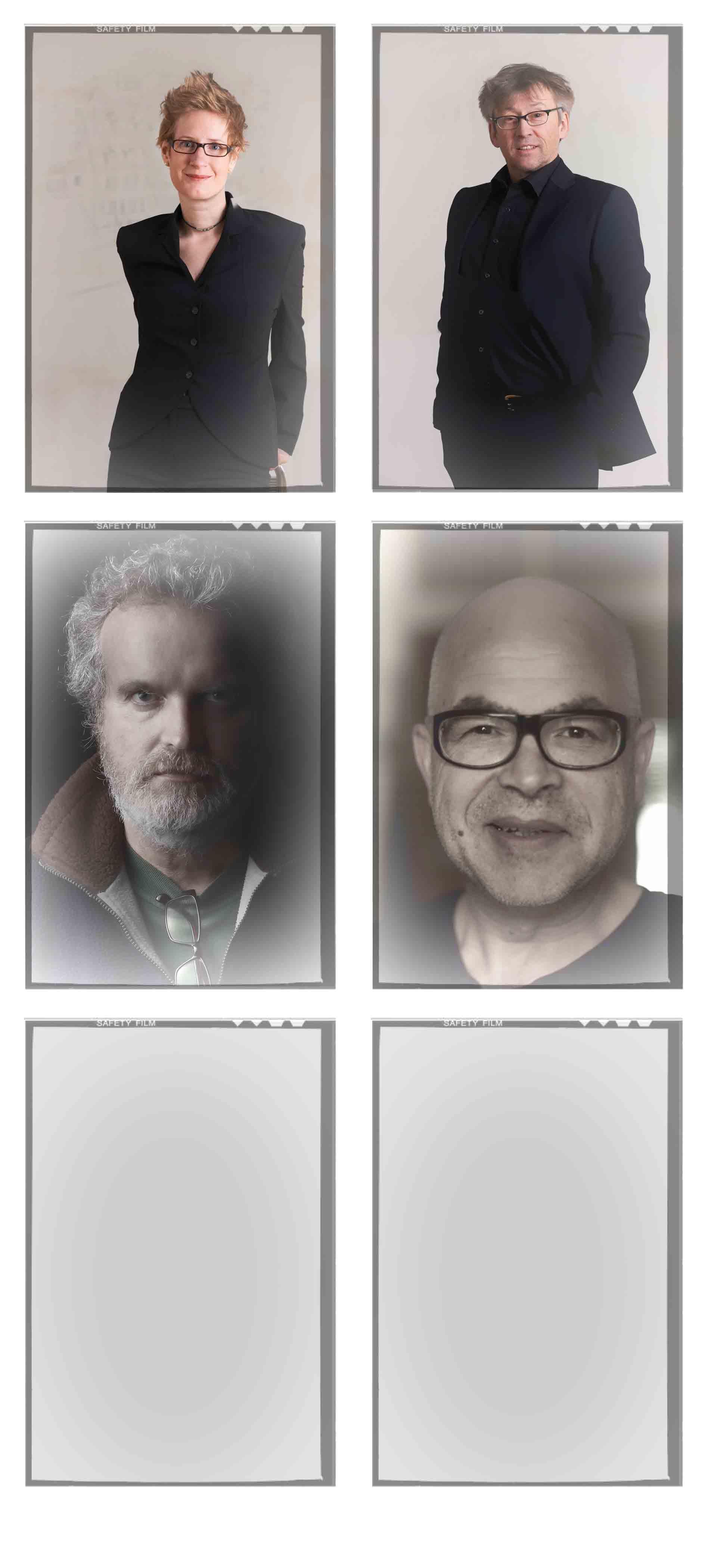 Das Team von BlickFang 2 Fotostudios Filmstudios