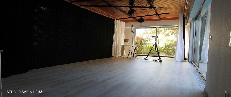 Fotostudio in der Sommergasse von BlickFang2 Fotostudio, Filmstudio in Weinheim und Andernach