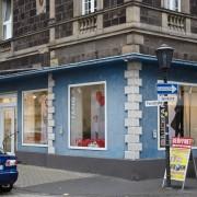Ladenansicht Poststraße in Andernach von BlickFang2 Fotostudio, Filmstudio in Weinheim und Andernach