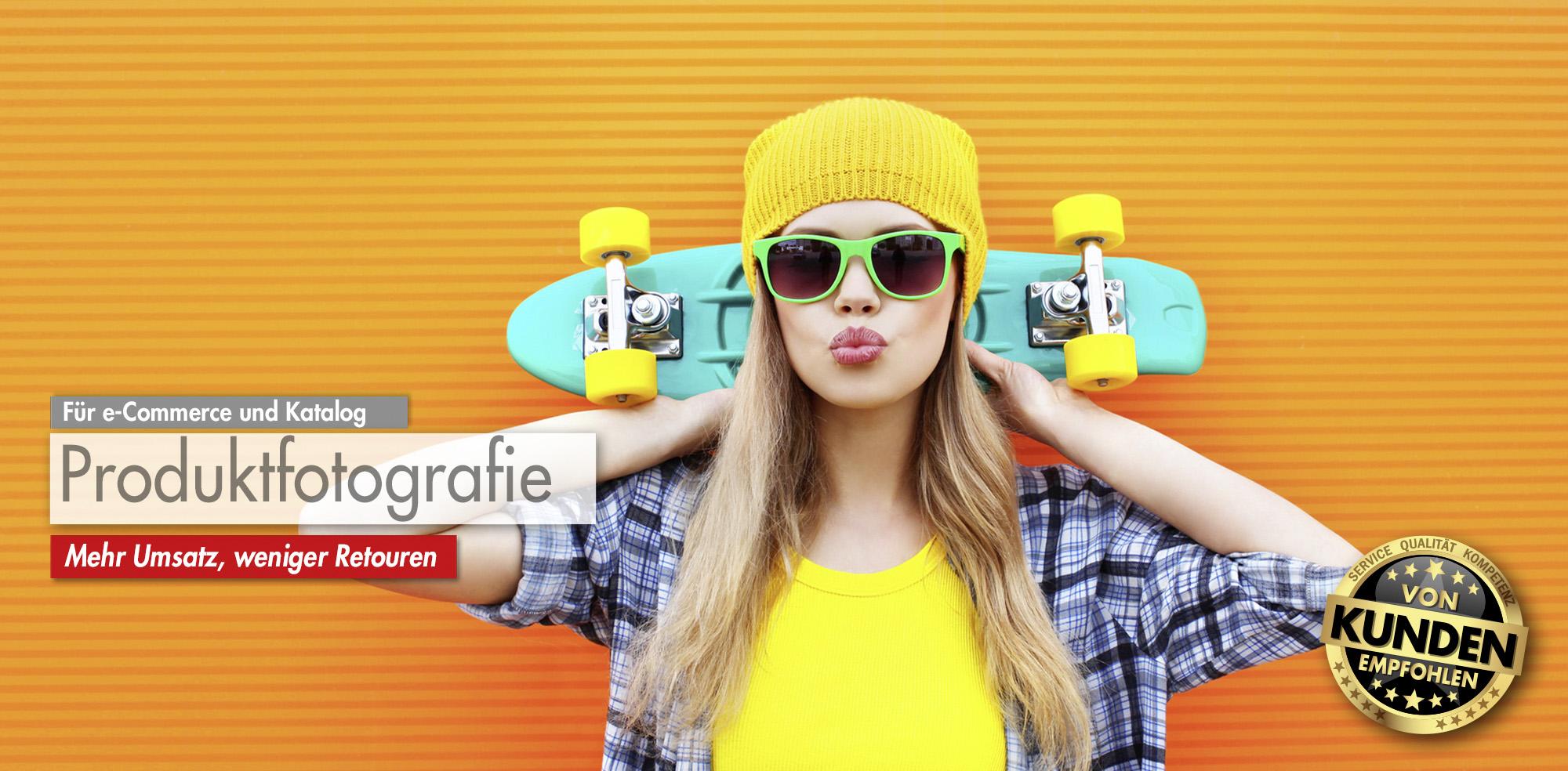 Produktfotografie und Werbefotografie @ BlickFang2 Fotostudio, Filmstudio in Weinheim und Andernach, Fotograf