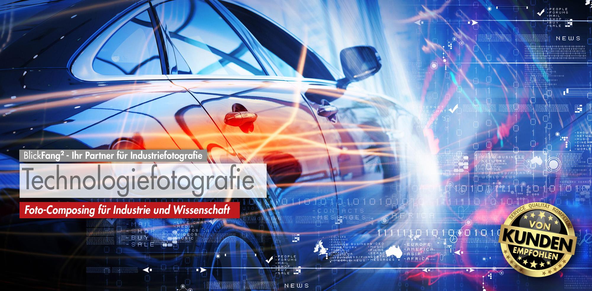 Technologiefotografie und Technikfotos @ BlickFang2 Fotostudio, Filmstudio in Weinheim und Andernach, Fotograf