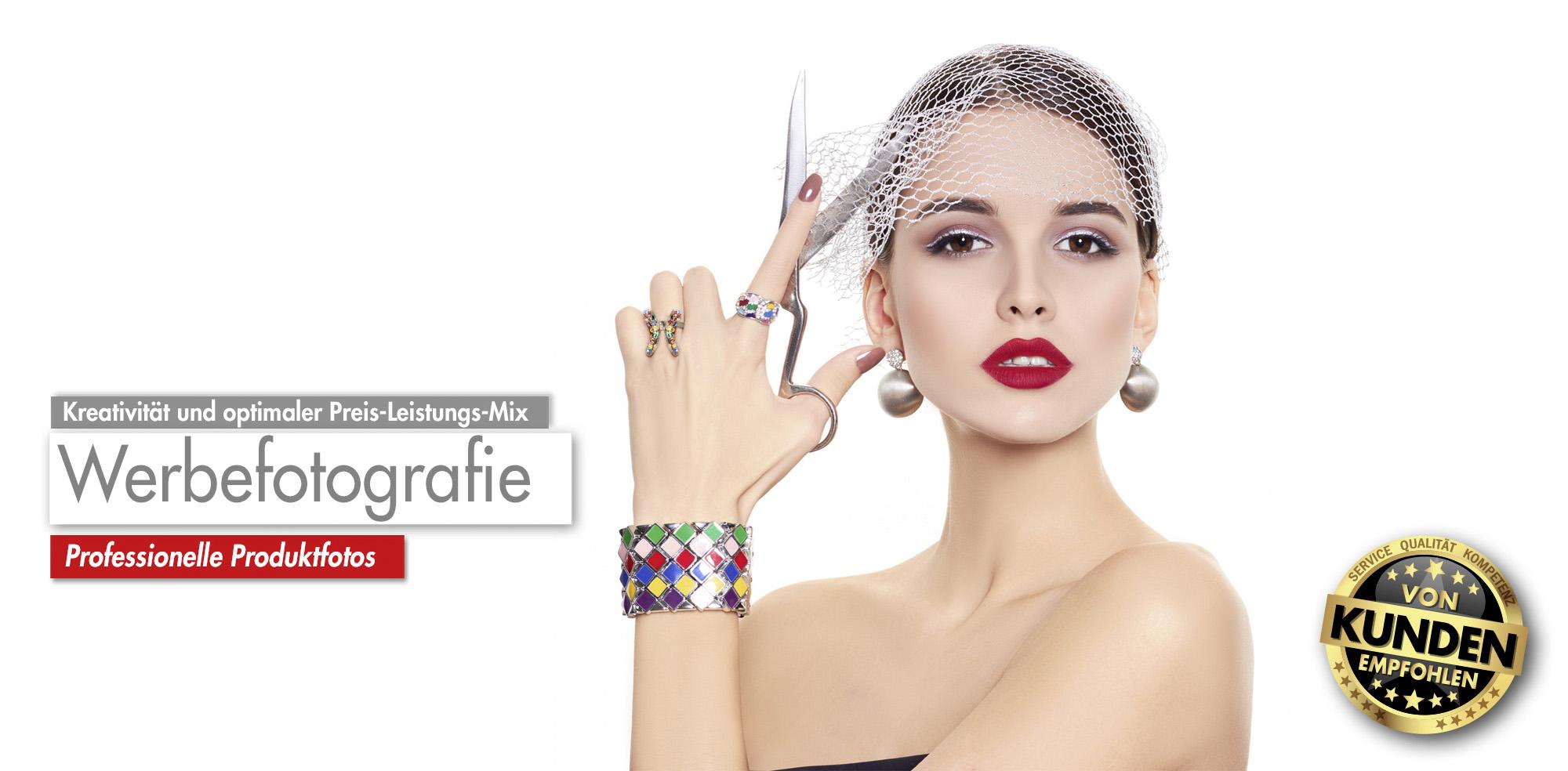 Produktfotografie, Modefotografie und Werbefotografie @ BlickFang2 Fotostudio, Filmstudio in Weinheim und Andernach, Fotograf