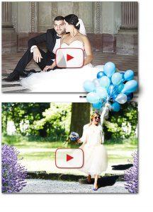 Hochzeitsvideos, Hochzeitsfilme, Hochzeitsfotos @ Blickfang2 in Andernach und Weinheim