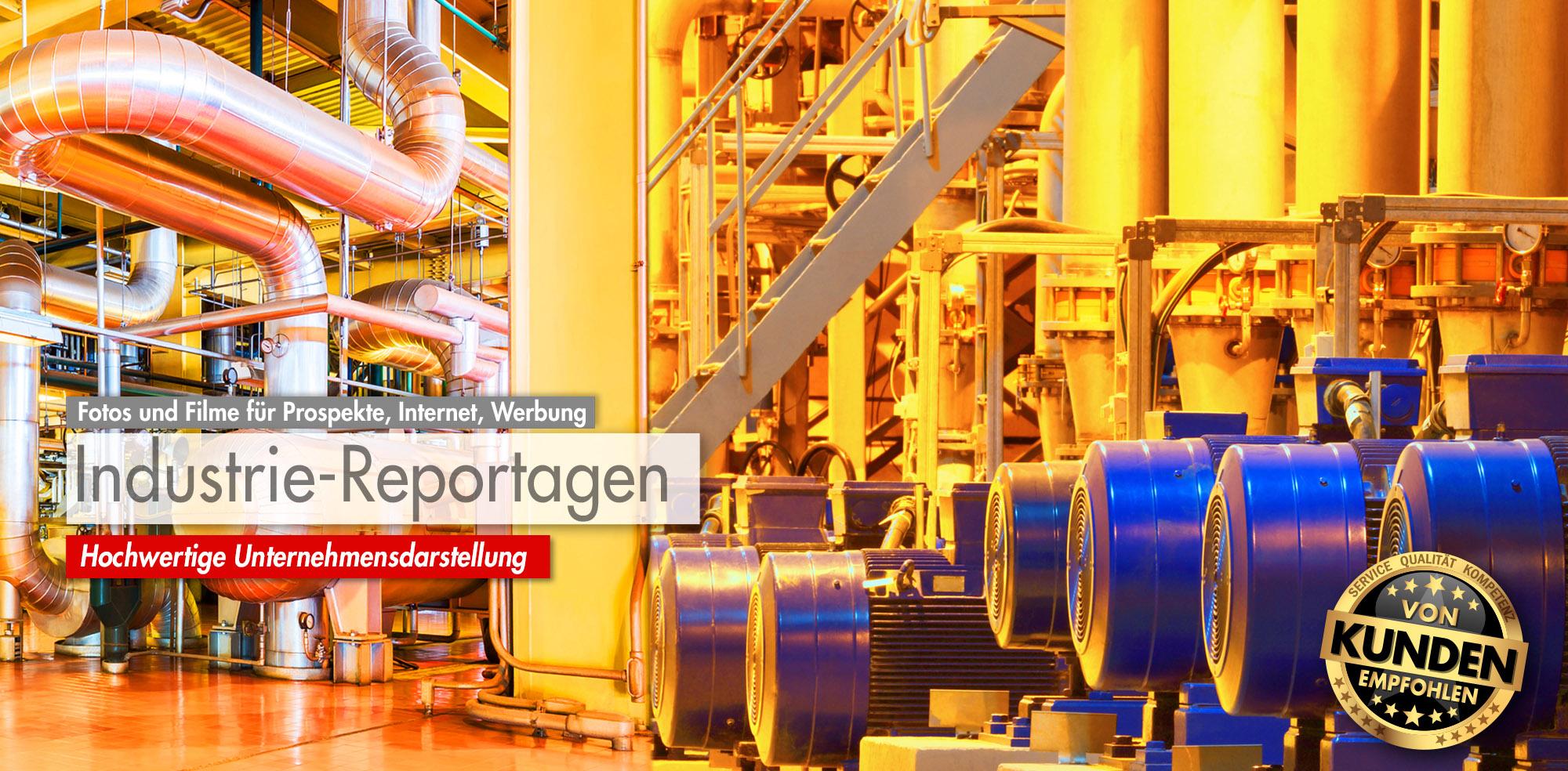 Imagefilme, Industriefilme, Industriefotografie Firmenreportagen @ BlickFang2 Fotostudio, Filmstudio in Weinheim und Andernach, Fotograf