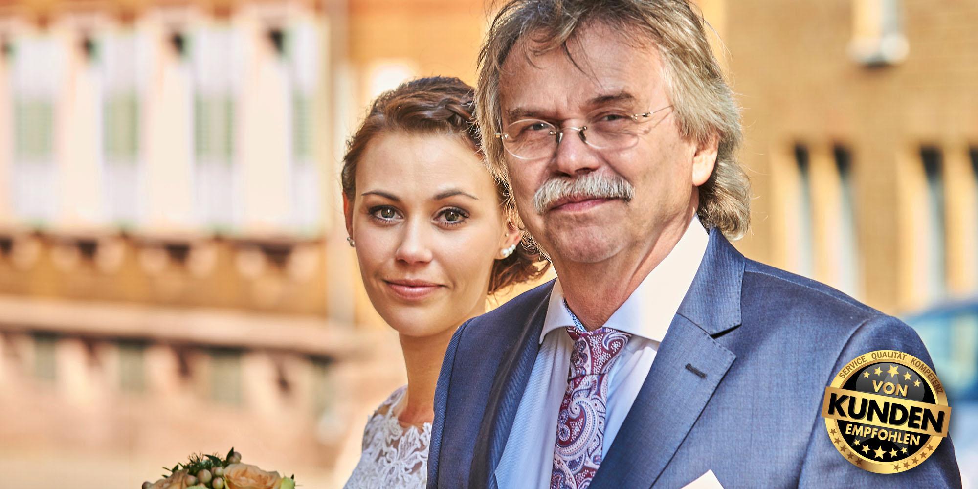 Hochzeitsfotos, Hochzeitsvideound Hochzeits-Reportagen von BlickFang2 Fotostudio, Filmstudio in Weinheim und Andernach