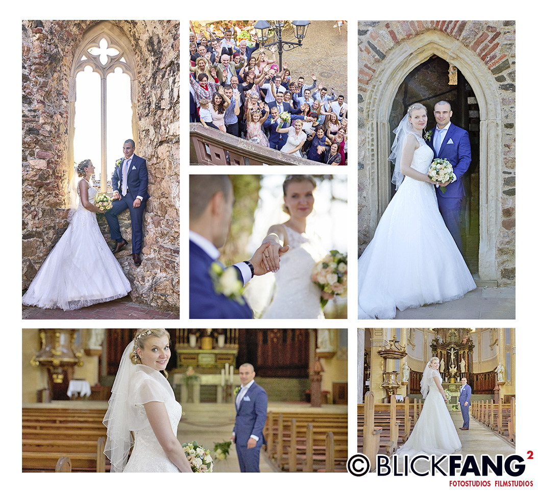 Hochzeitsfoto © 2018 by Heike Roehrup, Friedrich Schöllmann | blickfang2.de
