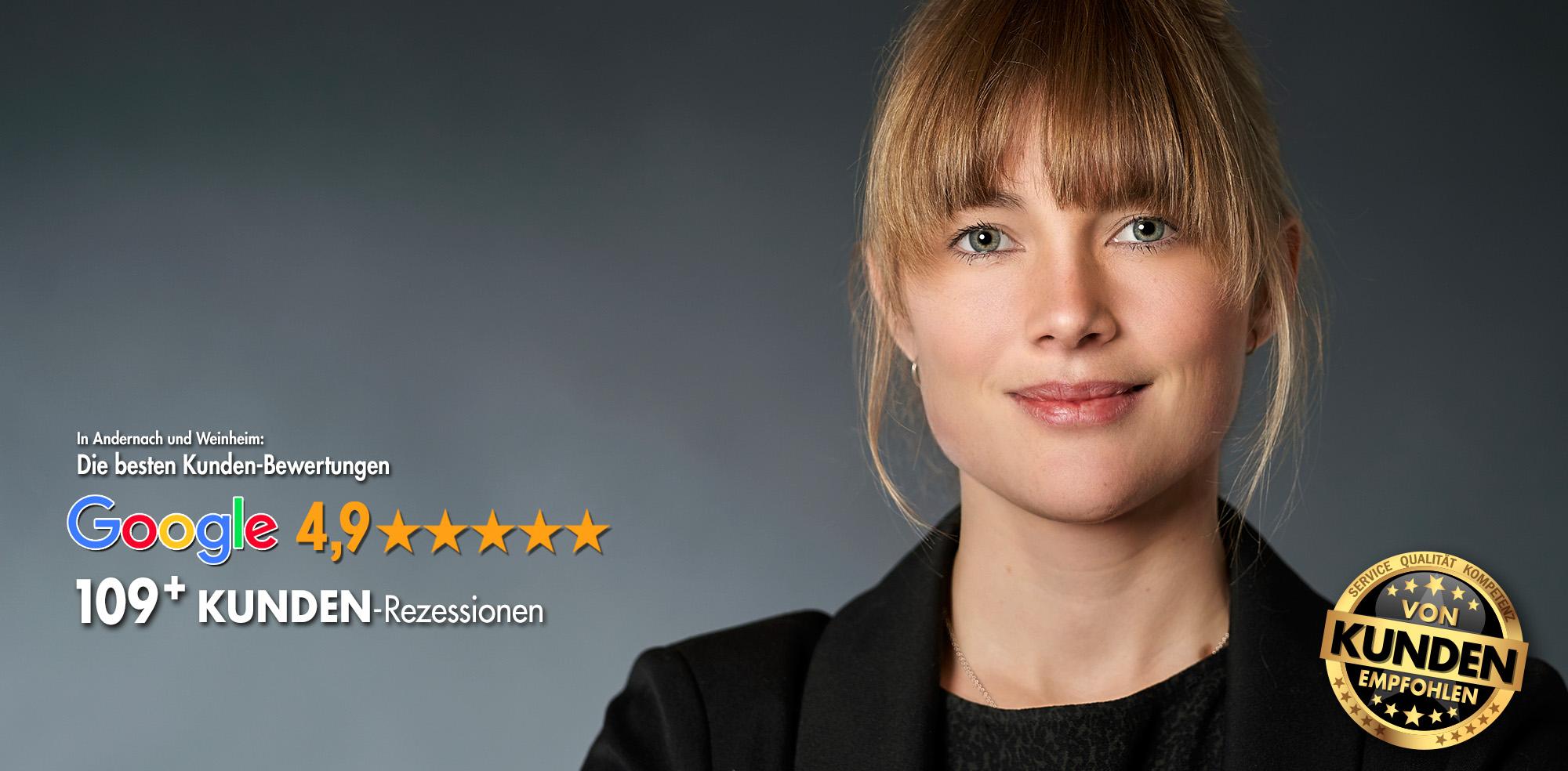 Portraitfoto, Bewerbungsfoto, BusinessPortraits, Aktfoto, Industriefoto, Produktfoto @ BlickFang2 Fotostudio, Filmstudio in Weinheim und Andernach, Fotograf